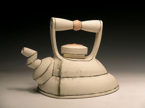 Chirista Assad   What an amazing ceramic artist!