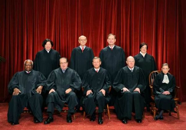 US Supreme Court Chief Justice John  Roberts: high court not exempt from ethics rules