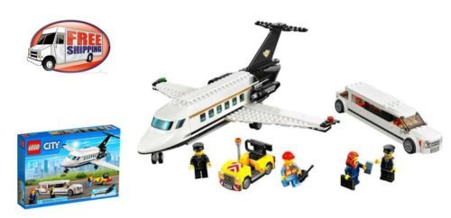 LEGO-City-Airport-VIP-Service-Building-Set-60102-Amazing-Christmas-Morning-Gift