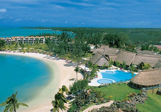 5* Mauritius holiday.  LUX Grand Gaube, Indian Ocean