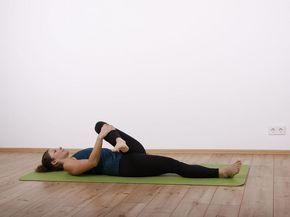 Effektive Übungen gegen das Piriformis-Syndrom bei Schmerzen in Gesäß, Beinen und Rücken