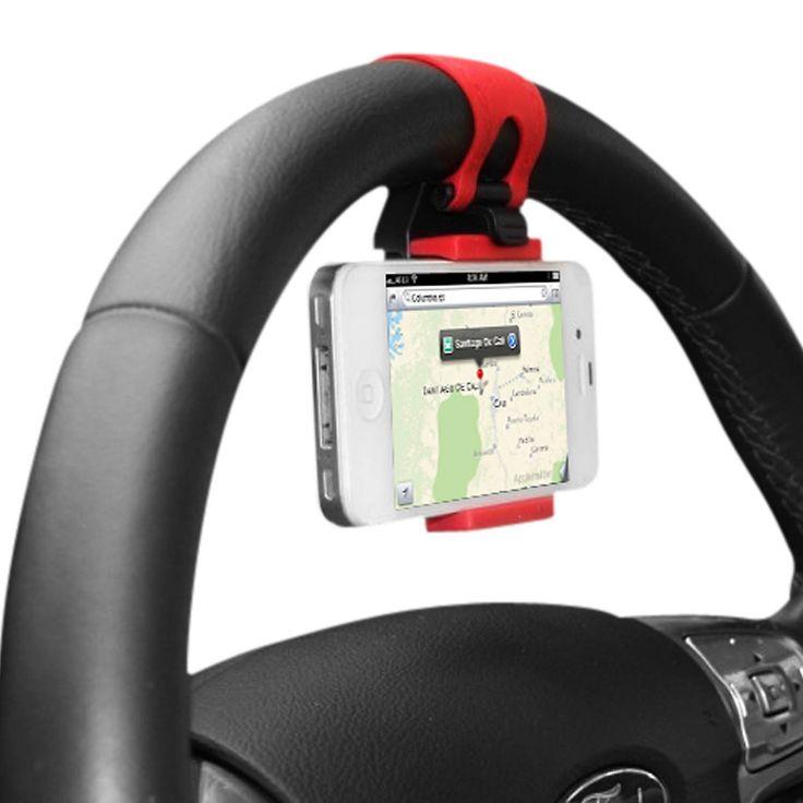 support voiture attache volant smartphones pour huawei. Black Bedroom Furniture Sets. Home Design Ideas