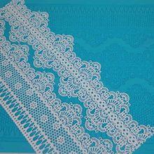 Cake lace Claire Bowman mat - Chantilly
