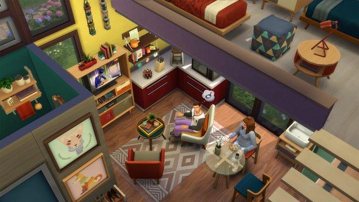 Los Sims 4 Minicasas Descargar Gratis Pc Mac Sims Sims 4 The Sims