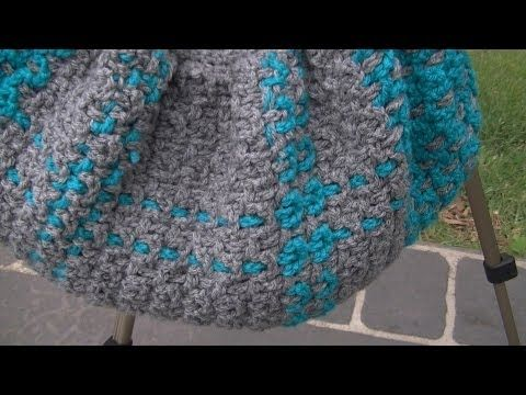 See this video to learn how to line a crochet bag: http://www.youtube.com/watch?v=U6SGjfeOy0s GET YARN AND HOOKS HERE: http://hectanoogapatterns.blogspot.ca/...