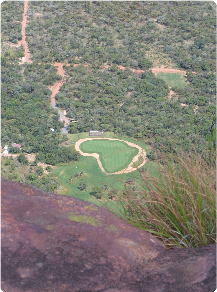 19th Hole @ Legends GC, Limpopo - South Africa