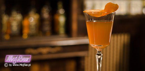 OPAL MARTINI Prosty i smaczny: gin - 40ml, cointreau - 20ml, pomarańczowy sok - 40ml  Przepisy na drinki znajdziesz na: http://mojbar.pl/przepisy.htm