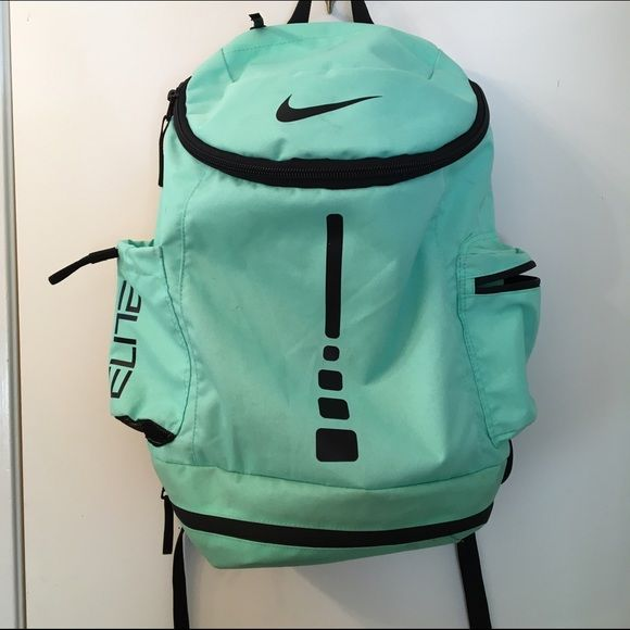 mint nike backpack