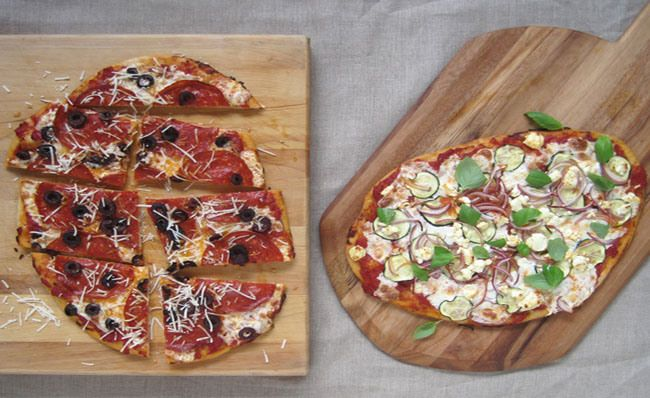 Make the Best Homemade Pizza You've Ever Had —Tonight!