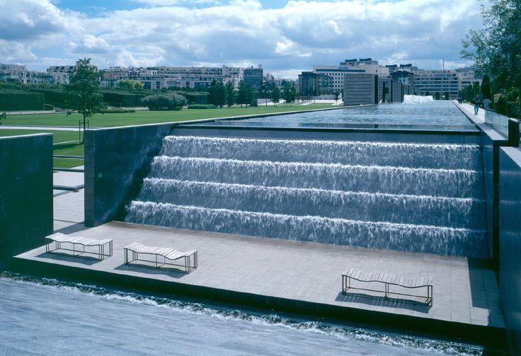 Jean-Paul Viguier Architecture . Project . André Citroën Park