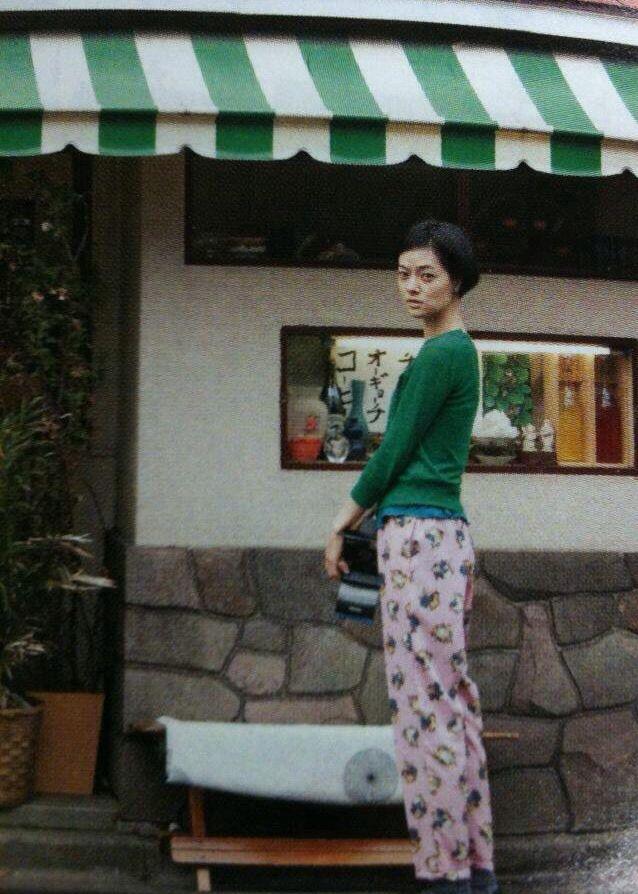 市川実日子 Ichikawa Mikako