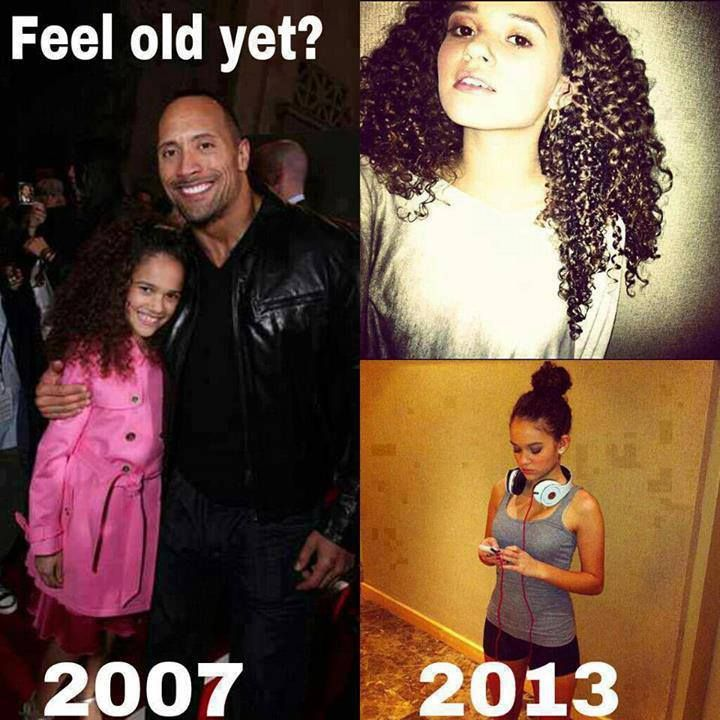 Madison Pettis And Her Family