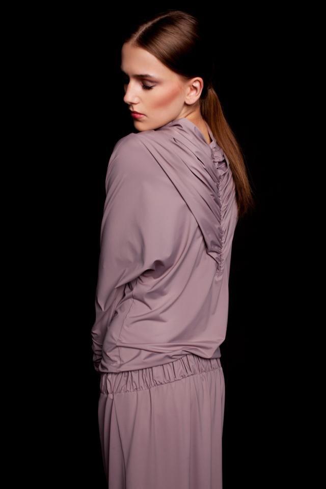 Olga Passia - sukienka z najnowszej kolekcji ŚLAD