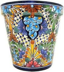 Resultado de imagen para ceramica mexicana talavera