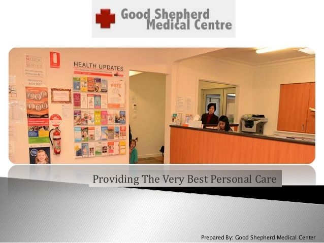 GSMC Provides Travel Vaccinations Clinic & General practitioner Doctors by Good Shepherd Medical Centre via slideshare