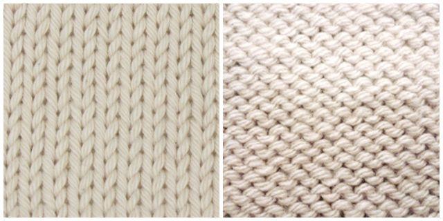 En el post anterior sobre cómo usar un telar redondo os enseñé a montar puntos, tejer y cerrar de dos formas distintas. Hoy veremos cómo se tejen los puntos jersey y el punto bobo, conocidos como k...