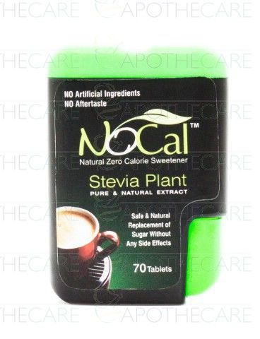 NoCal Sweetener is a new product from NovaMed Healthcare, which contains Stevia, and doesn't increase your blood glucose levels #sweetener #easyliving #sugar #organic #nocal #novamed #sehatpk #onlinepharmacy #yehaapkisehathai