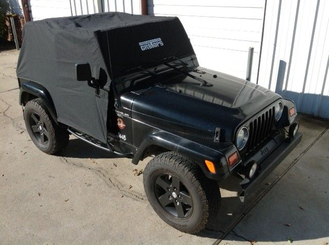 Jeep Jacket - 97-06 Jeep TJ (SWB)