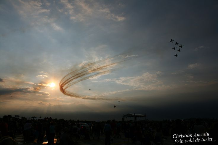 Bucharest International Air Show 2015 | Calatorind prin tara,