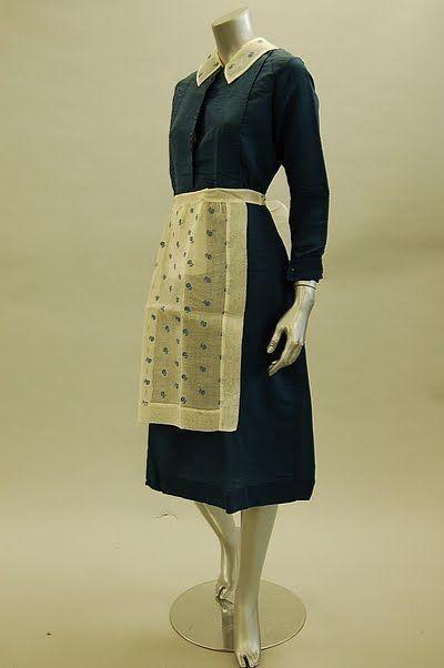 1940's maid uniform - Google Search