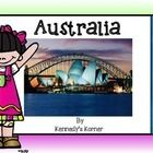 This AWESOME 70 page unit on Australia has a 35 page Power Point filled with all of the important information and highlights of this great continen...