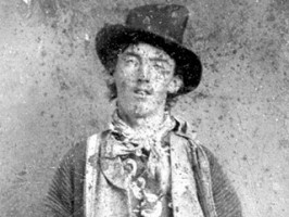 Famous Irish Criminals --- Billy The Kid