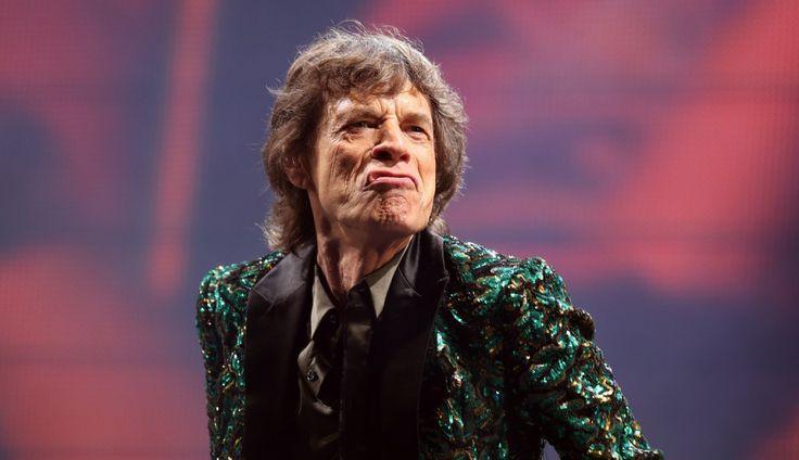 Feliz Cumpleaños Mick Jagger! Here Are The 5 Best Rock En Español Songs to celebrate! - ShowBizCafe.com