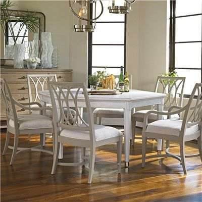 Stanley Furniture Coastal Living Resort Soledad Promenade Dining Table