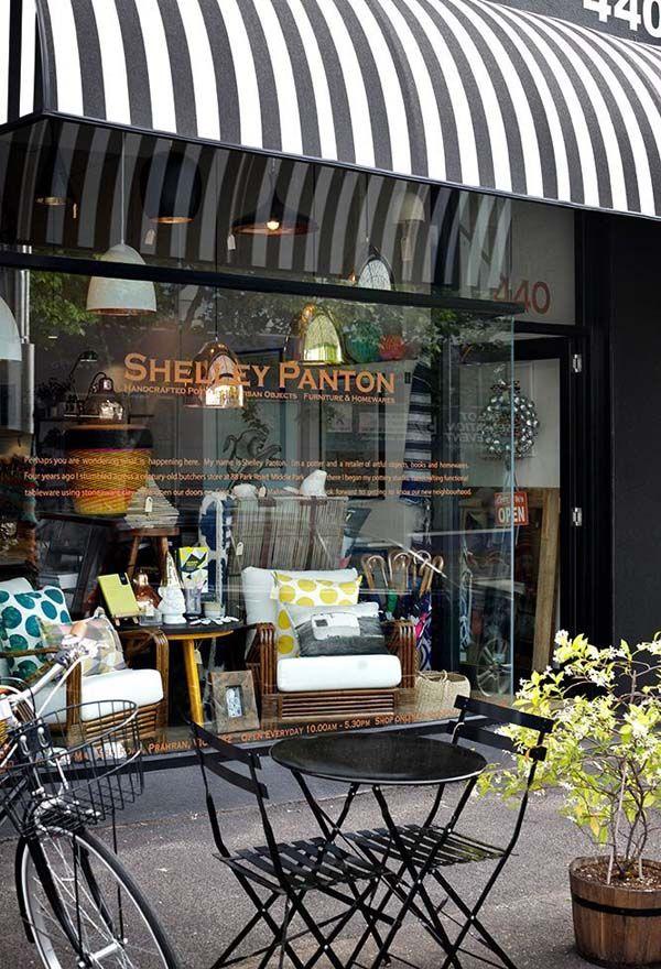 Shelley Panton Prahran store