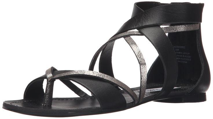 Steve Madden Women's Honore Flat Sandal