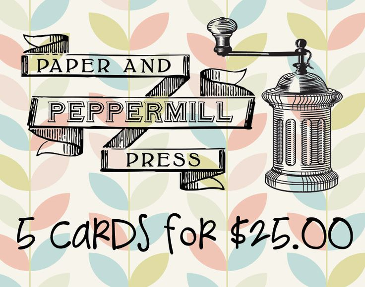Multi Buy Offer by PeppermillStudio on Etsy