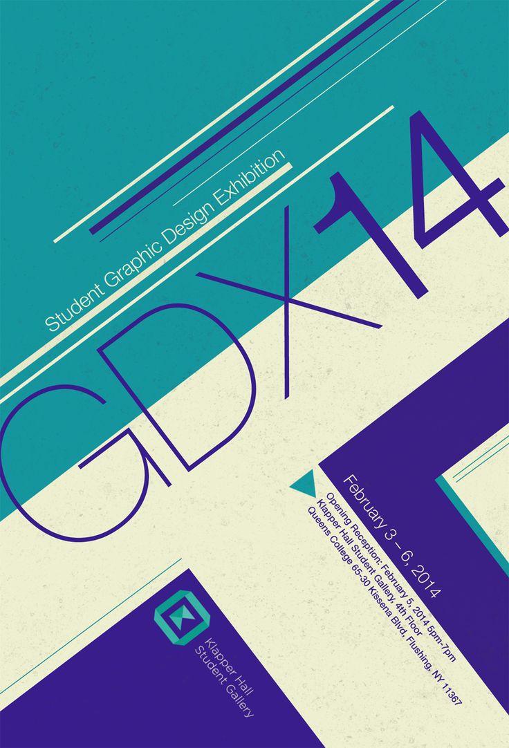 graphic design expo invitation - Google Search