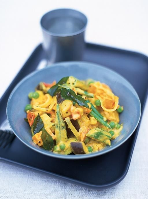 Indian Vegetable Curry   Vegetables Recipes   Jamie Oliver Recipes
