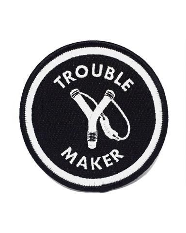 Trouble Maker Patch – Strange Ways