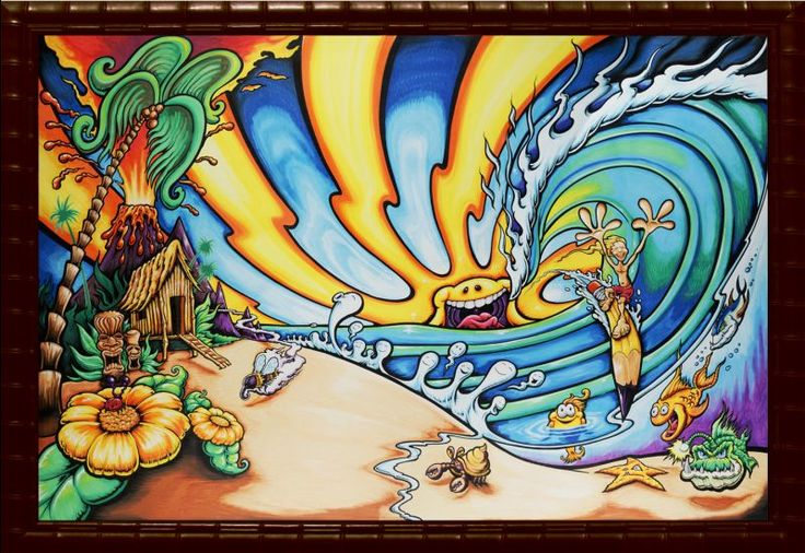 wave: Painting Surf, Surf Art, Wood, Lifestyle Artist, Wave Paintings, Artistic Inspiration, Surf Lifestyle, Walters Wave