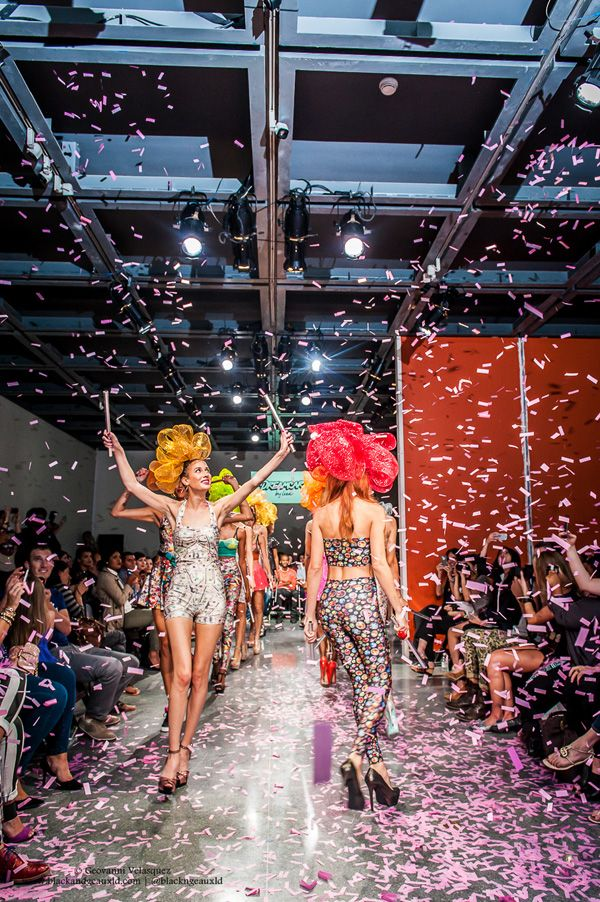 New Orleans #Fashion Week's seventh season is right around the corner. http://deepsouthmag.com/2014/02/fashion-forward-south/