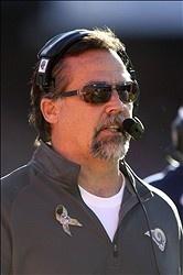 St. Louis Rams head coach Jeff Fisher  11-11-12