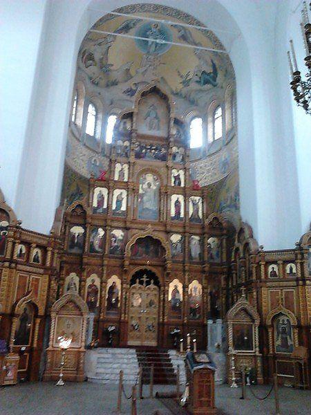 иконостас - Скульптура и лепка - Церковное искусство