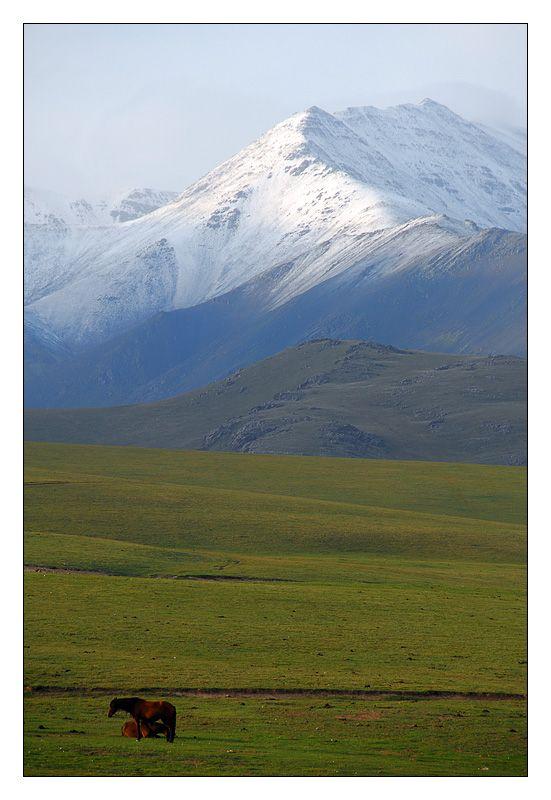 Kyrgyzstan by Krakus