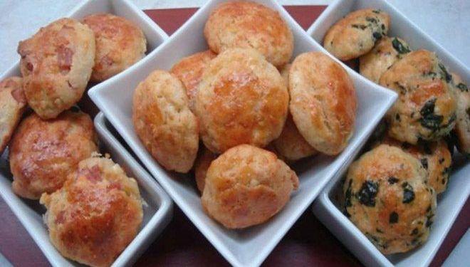 Τεμπέλικα πιτάκια με ζαμπόν, φέτα και σπανάκι -idiva.gr