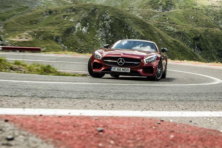 Mercedes-AMG GT S REVIEW – 600 km, full throttle on the Transfagarasan - MercedesBlog  mercedesblog.com #mercedesblog #mercedesblog.com #amggts