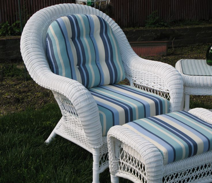 Manchester Outdoor Wicker Chair