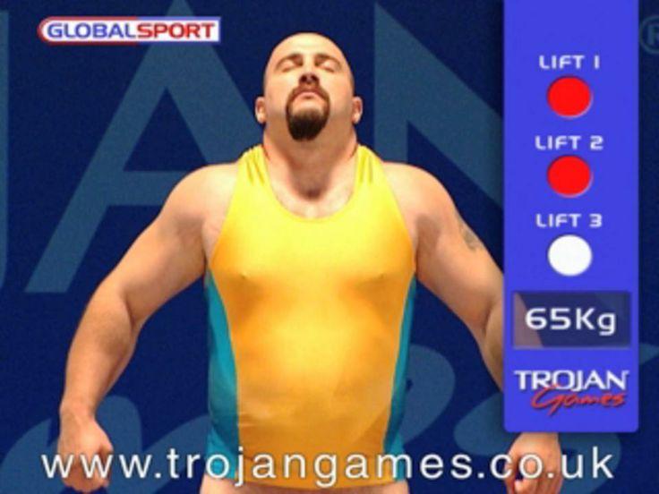 Trojan Games - Lifting