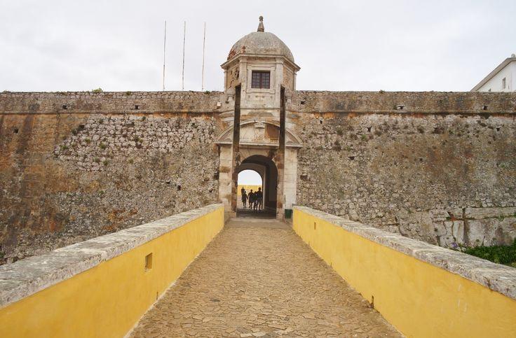 Praça-forte de Peniche - Portugal