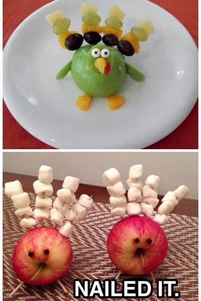 Thanksgiving Dessert Fails, Pinterest Fail Pictures, Nailed It ...