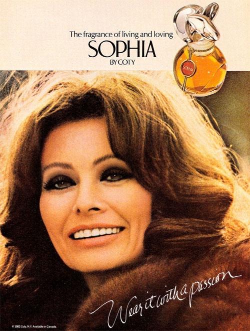 Sophia Loren — Sophia (1983)