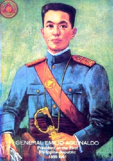 influence of rizal to emilio aguinaldo The first two - jose rizal and andres bonifacio - would give their young lives for  the cause the third, emilio aguinaldo, not only survived to become the first.