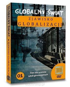 """Film dydaktyczny na płycie dvd z serii """"Globalny Świat"""" pt. """"Zjawisko Globalizacji"""" został opracowany z myślą o młodzieży w wieku gimnazjalnym, ale zaleca się również wykorzystanie w klasach szóstych szkoły podstawowej oraz w pierwszych klasach szkoły ponadgimnazjalnej."""