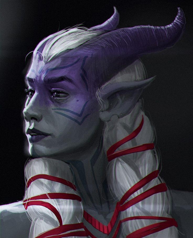 how to make a pretty qunari inquisitor dragon age inquisition