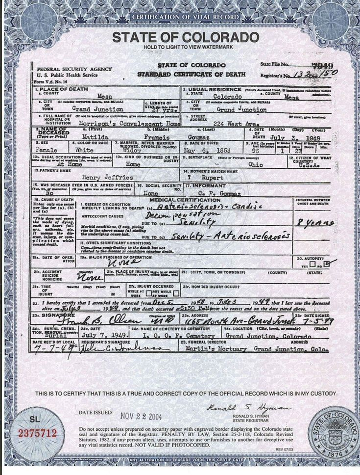 birth certificate template fake state ga templates novelty death intended registered vital checks brezelinsurance